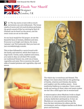 Aquila Style - Eid Issue August, 2012