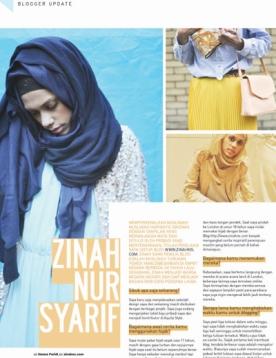Laiqa Magazine - 1st Issue (January) January, 2013