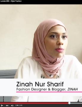 London360 - Hijab Fashion June, 2015