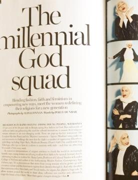 Marie Claire UK - April 2015 Issue April 2015
